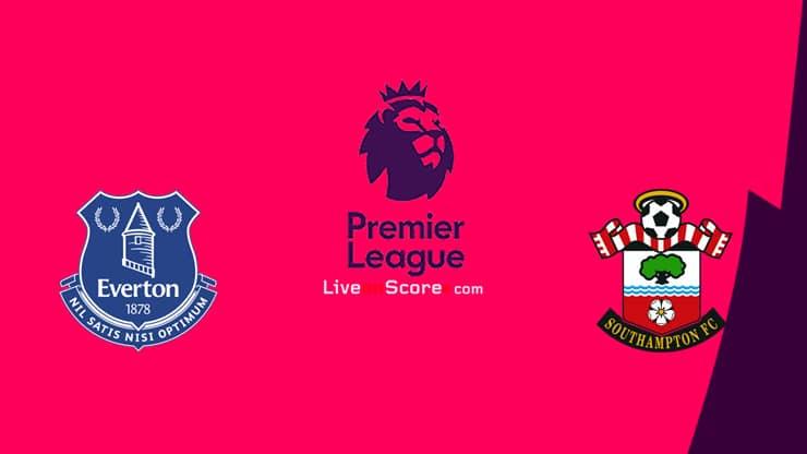 Everton Vs Southampton Preview And Prediction Live Stream Premier League 2020