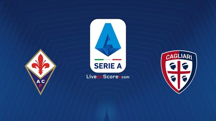 Fiorentina vs Cagliari Preview and Prediction Live stream Serie Tim A 2020