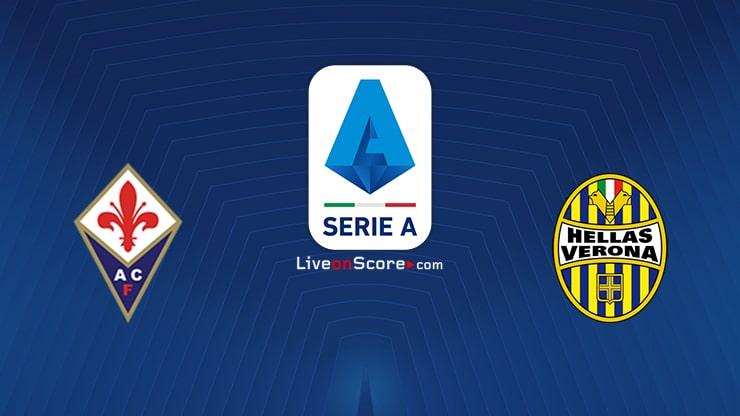 【足球直播】意甲第32輪:2020.07.13 01:30-費倫天拿 VS 維羅納(Fiorentina VS Verona)