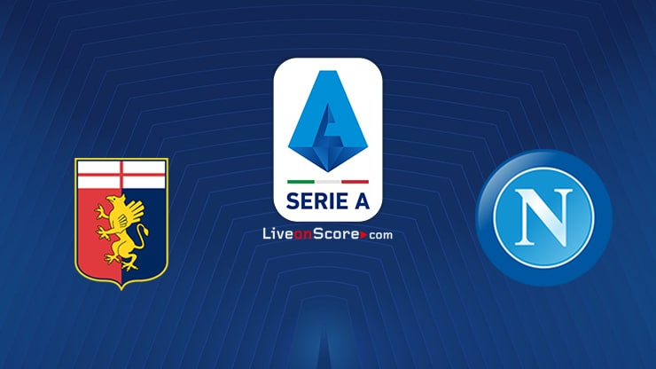 Genoa vs Napoli Prediccion y Pronostico Transmision en vivo Serie Tim A 2020