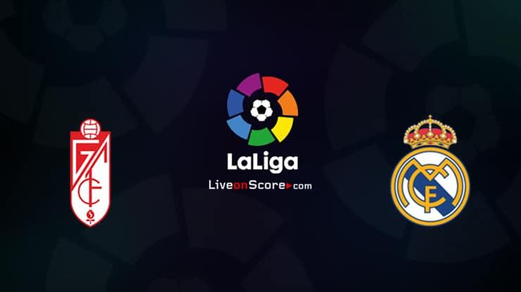 Granada CF vs Real Madrid Preview and Prediction Live stream LaLiga Santander 2020