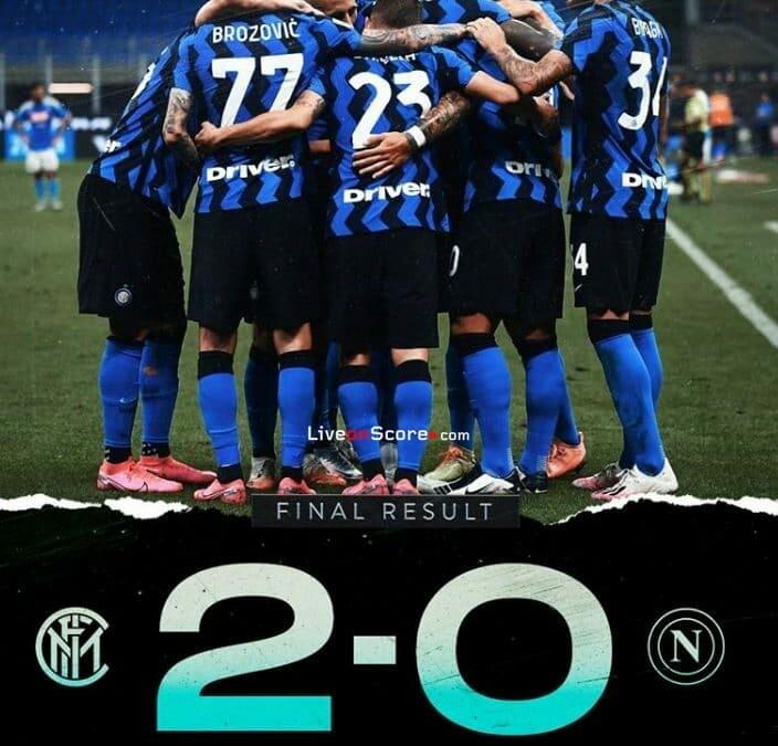 Inter 2-0 Napoli Full Highlight Video – Serie Tim A