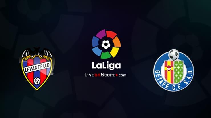 Levante vs Getafe Preview and Prediction Live stream LaLiga Santander 2020