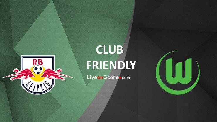 RB Leipzig vs Wolfsburg Preview and Prediction Live stream – Club Friendly 2020