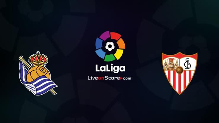 Real Sociedad vs Sevilla Previa, Predicciones y Pronostico Transmision en vivo LaLiga Santander 2020
