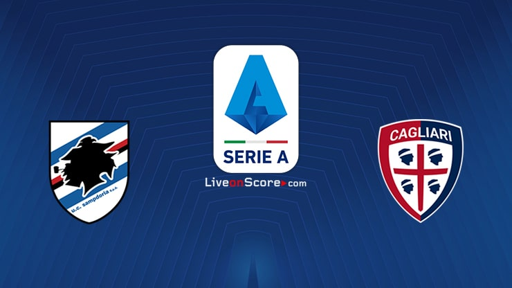 Sampdoria vs Cagliari Preview and Prediction Live stream Serie Tim A 2020