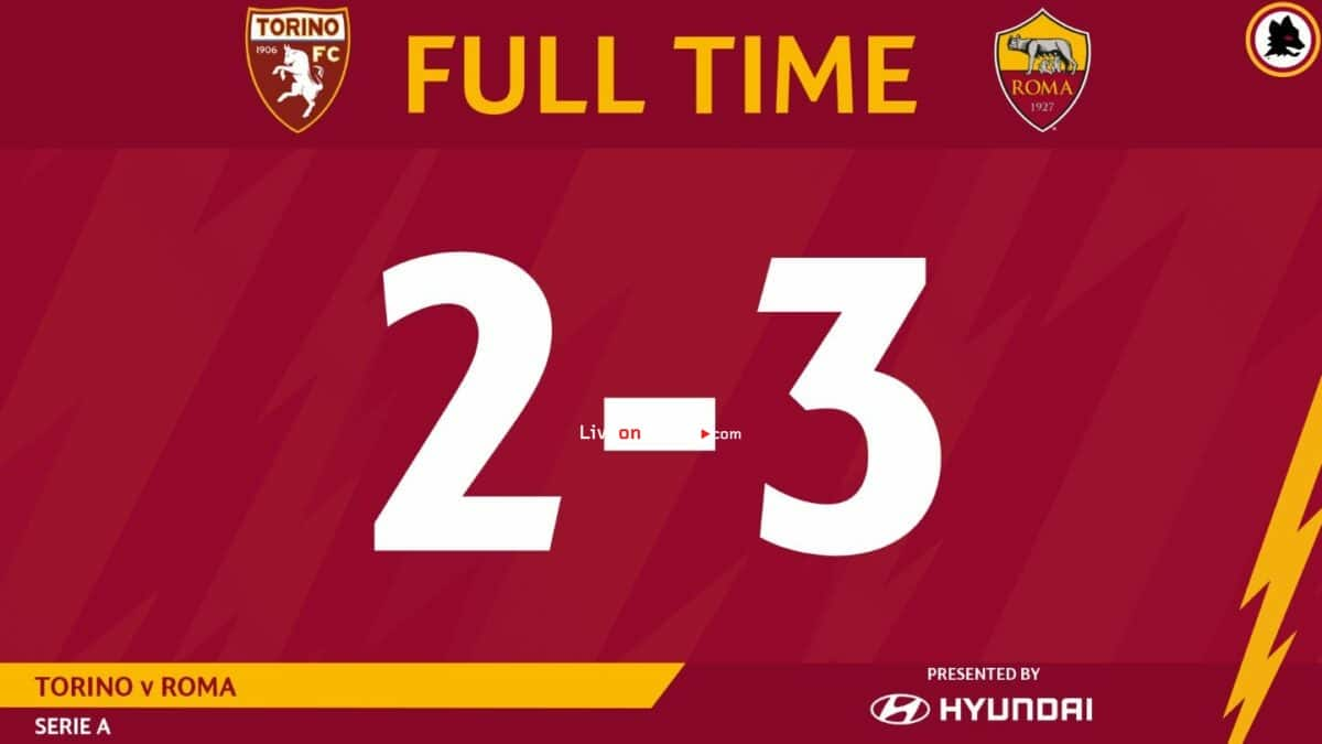 Torino 2-3 AS Roma Full Highlight Video – Serie Tim A