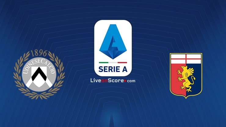 Udinese vs Genoa Preview and Prediction Live stream Serie Tim A 2020