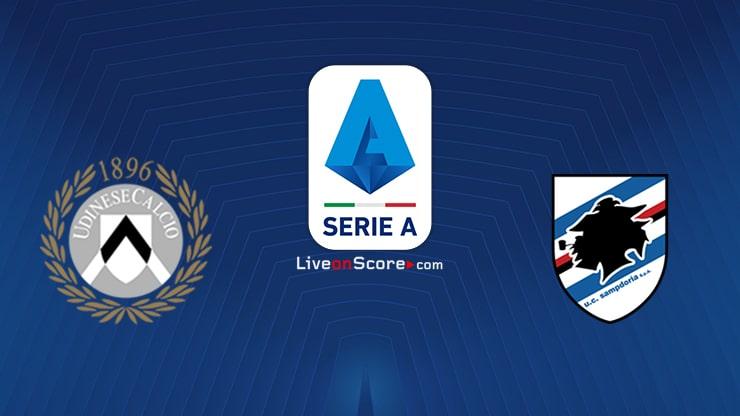 【足球直播】意甲第32輪:2020.07.13 01:30-烏甸尼斯 VS 森多利亞(Udinese VS Sampdoria)