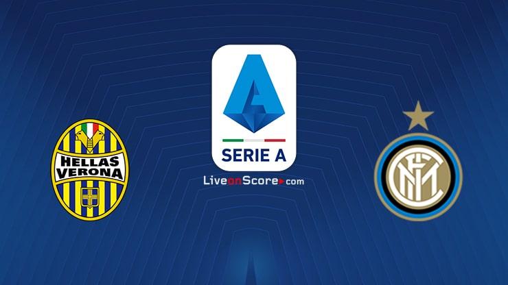 Verona vs Inter Preview and Prediction Live stream Serie Tim A 2020