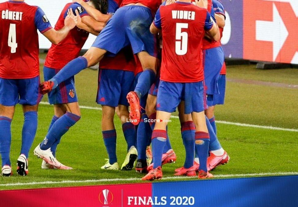 Basilea 1-0 Eintracht Frankfurt video completo destacado - UEFA Europa League