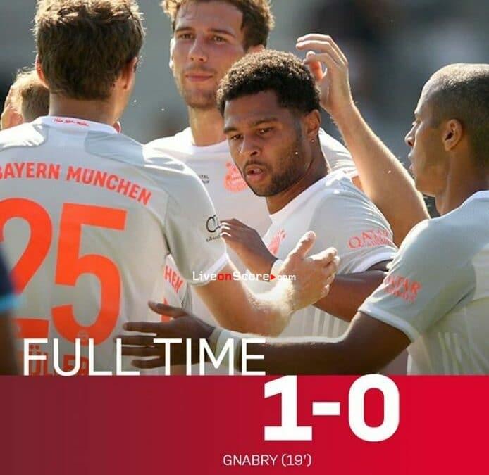 Bayern Munich 1-0 Marseille  Full Highlight Video – Coupe de La Ligue