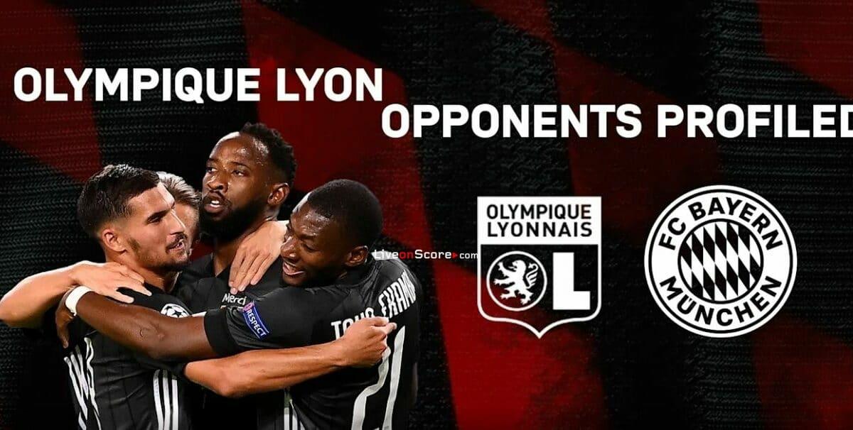 Bayern's previous encounters with Lyon
