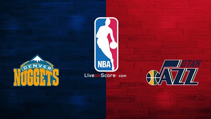 Denver Nuggets vs Utah Jazz Preview and Prediction Live stream NBA Play Offs 1/8 Finals 2020