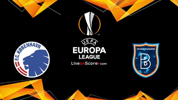 FC Copenhagen vs Basaksehir Preview and Prediction Live stream UEFA Europa League 1/8 Finals  2020