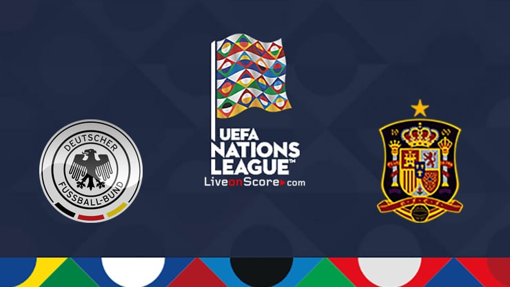 Germany Vs Spain Preview And Prediction Live Stream Uefa Nations League 2020