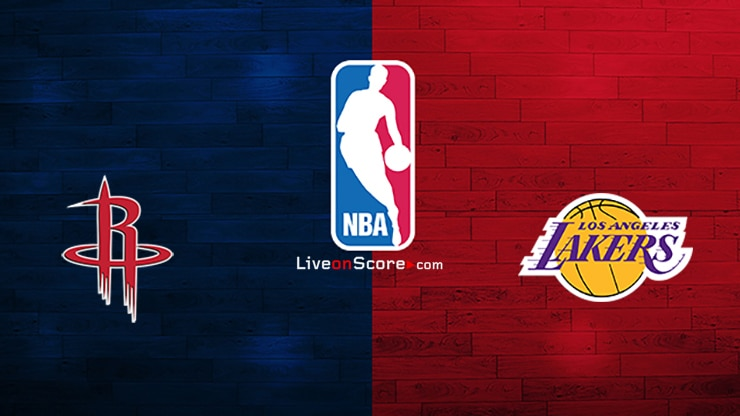 Houston Rockets Vs Los Angeles Lakers Preview And Prediction Live Stream Nba 2020