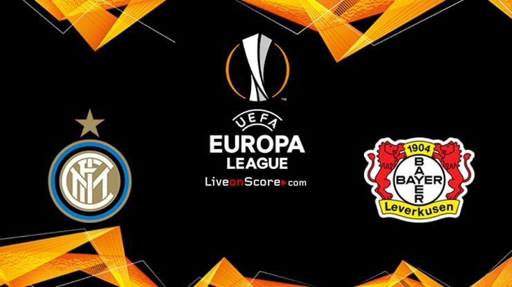 Inter vs Bayer Leverkusen Preview and Prediction Live stream UEFA Europa League 1/4 Finals 2020