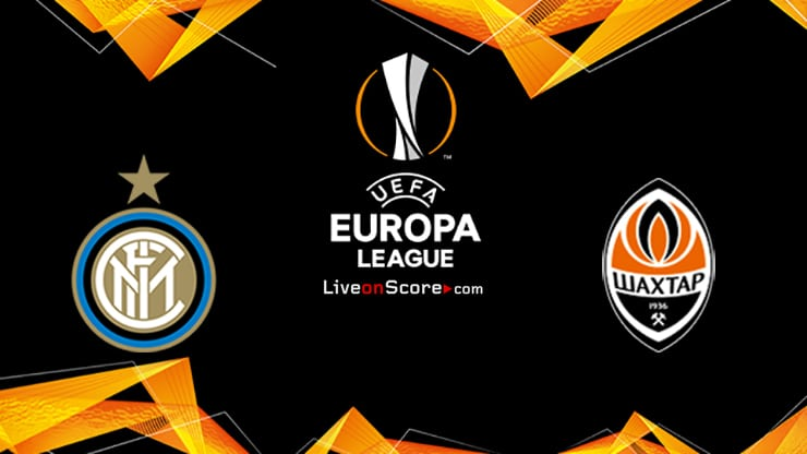 Inter vs Shakhtar Donetsk Preview and Prediction Live stream UEFA Europa League 1/2 Finals 2020