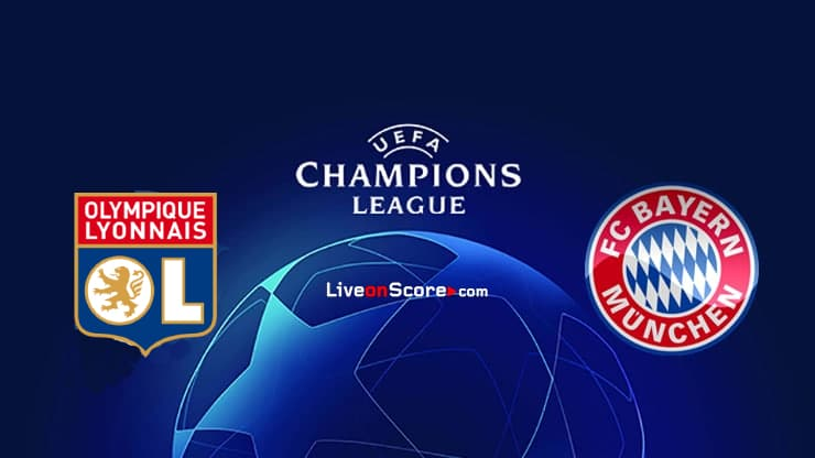 Lyon Vs Bayern Munich Preview And Prediction Live Stream Uefa Champions League