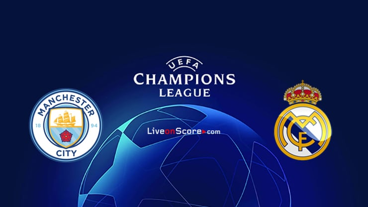 Manchester City vs Real Madrid Preview and Prediction Live stream UEFA Champions League 1/8 Finals  2020