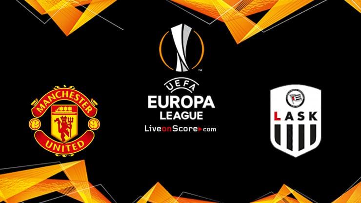 Manchester Utd vs LASK Preview and Prediction Live stream UEFA Europa League 1/8 Finals  2020