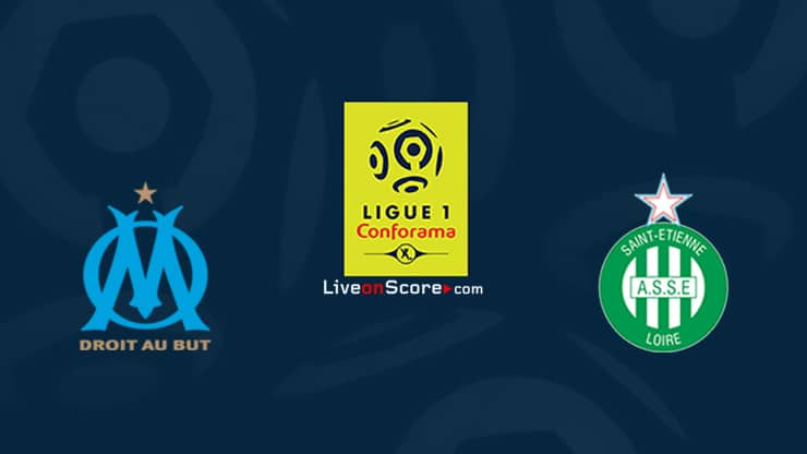 Marseille vs St Etienne Preview and Prediction Live stream Ligue 1 2020/21