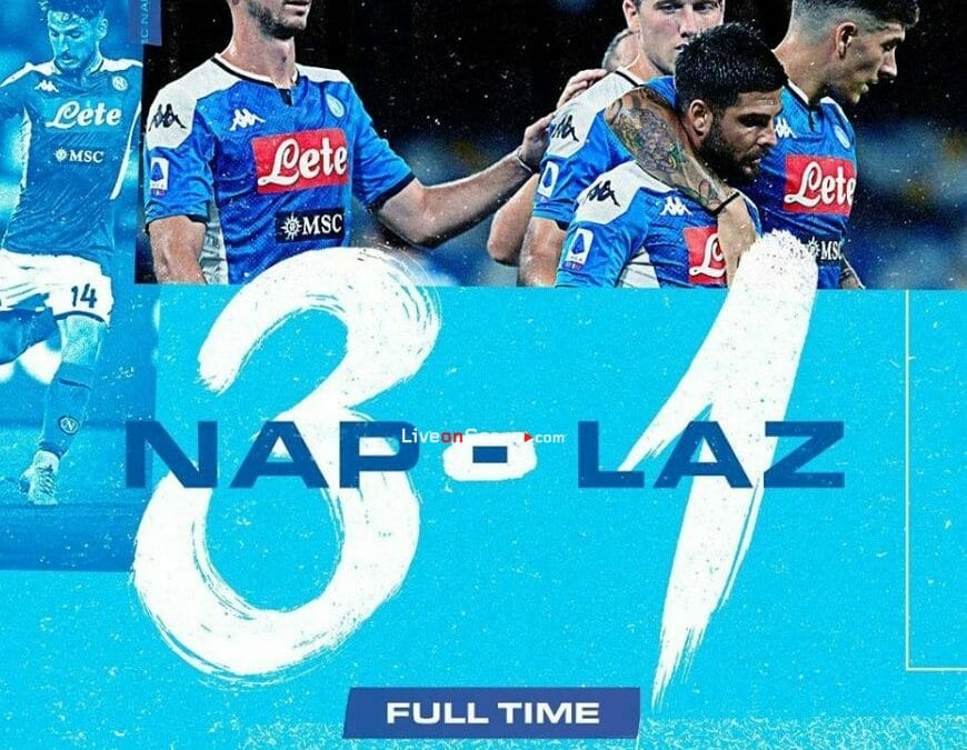 Napoli 3-1 Lazio Full Highlight Video – Serie Tim A