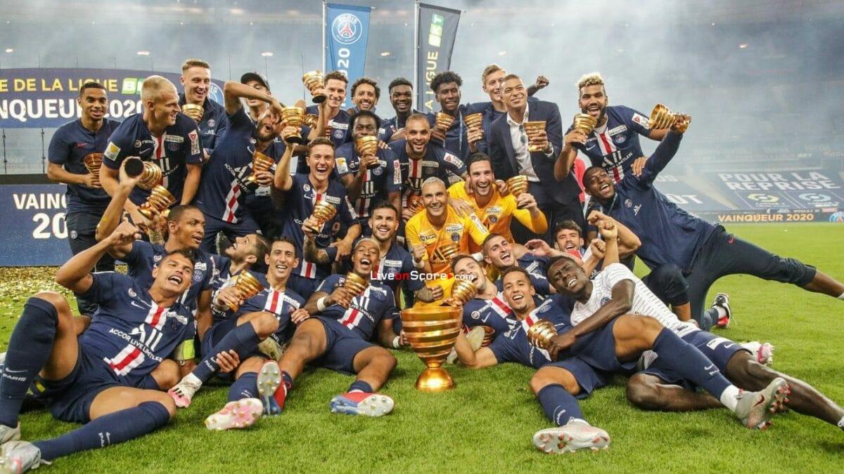 Paris SG 0-0(P6-0) Lyon Full Highlight Video – Coupe de La Ligue