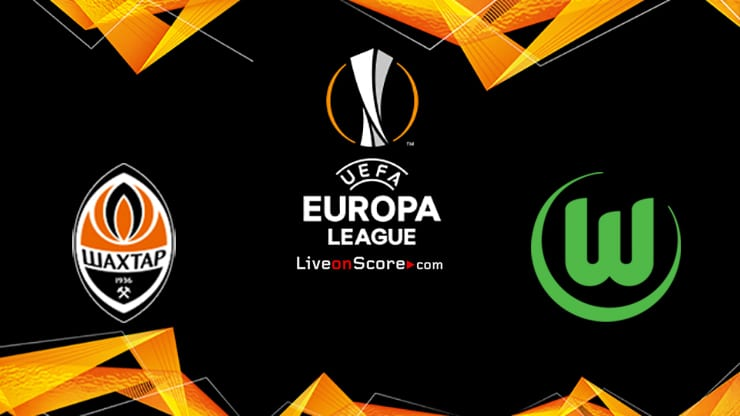 Shakhtar Donetsk vs Wolfsburg Prediccion y Pronostico Transmision en vivo UEFA Europa League 1/8 Final 2020
