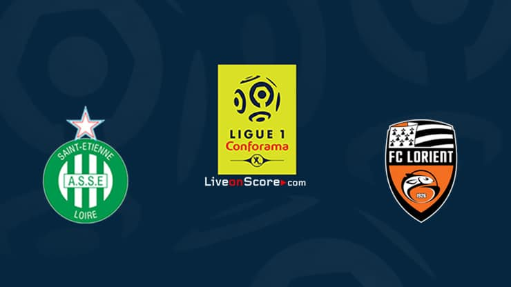 St Etienne Vs Lorient Preview And Prediction Live Stream Ligue