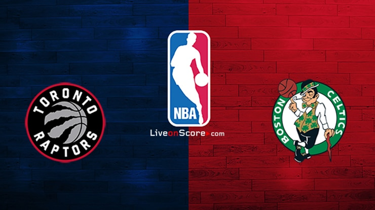 Toronto Raptors vs Boston Celtics Preview and Prediction Live stream NBA Play Offs 1/4 Finals 2020