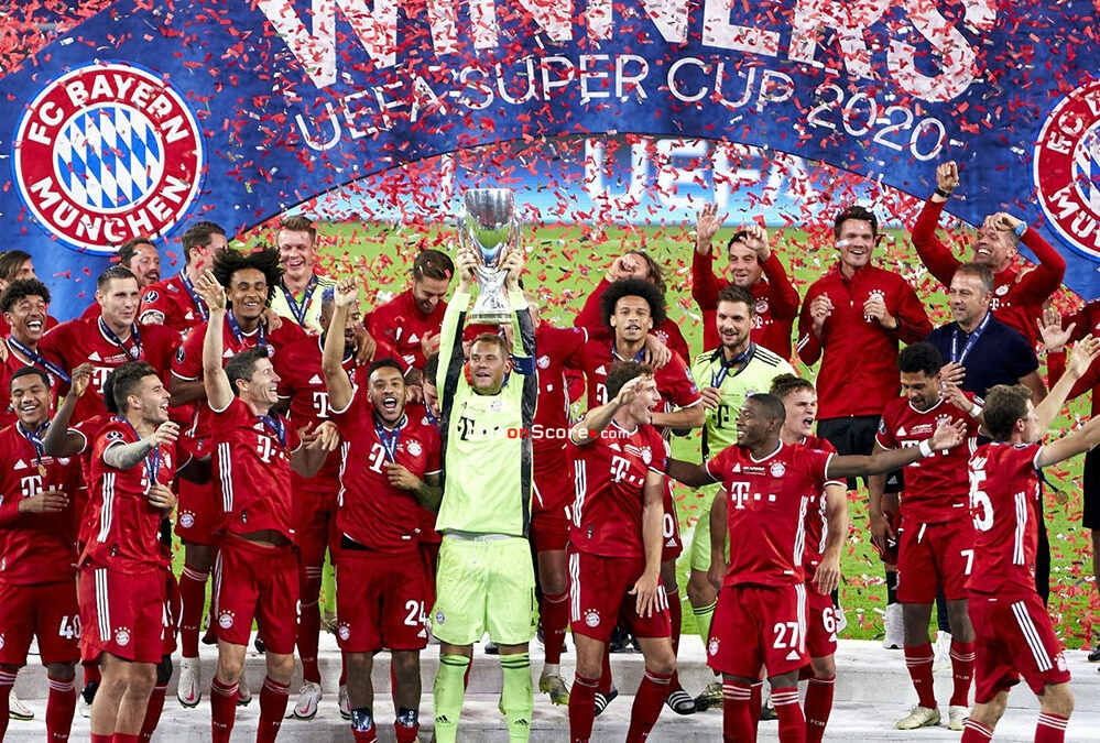 Bayern beat Sevilla after extra time to win Super Cup