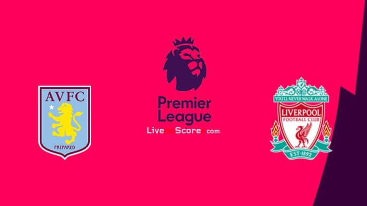 Aston Villa vs Liverpool Preview and Prediction Live stream Premier League 2020/21