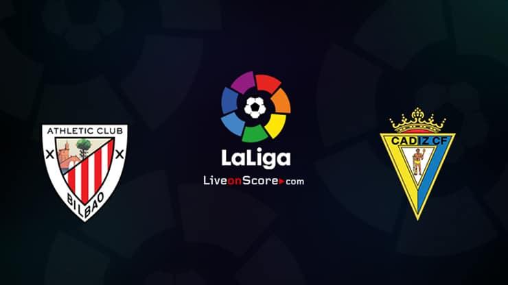 Ath Bilbao vs Cádiz CF Predicción y predicción Transmision en vivo LaLiga Santander 2020/21