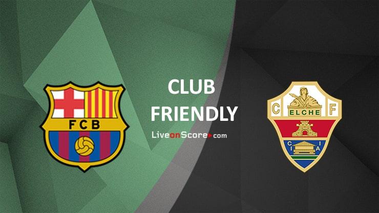 elche vs barcelona - photo #43