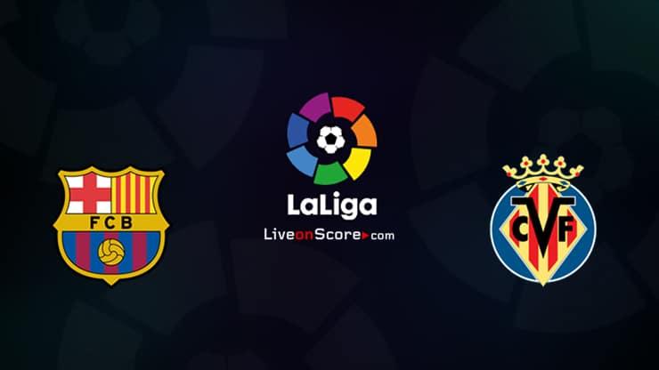 Barcelona vs Villarreal Preview and Prediction Live stream LaLiga Santander 2020/21