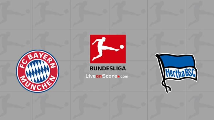 Bayern Munich vs Hertha Berlin Preview and Prediction Live stream Bundesliga 2020/21