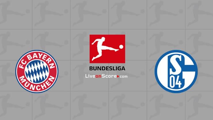 Bayern Munich vs Schalke Preview and Prediction Live stream Bundesliga 2020/21