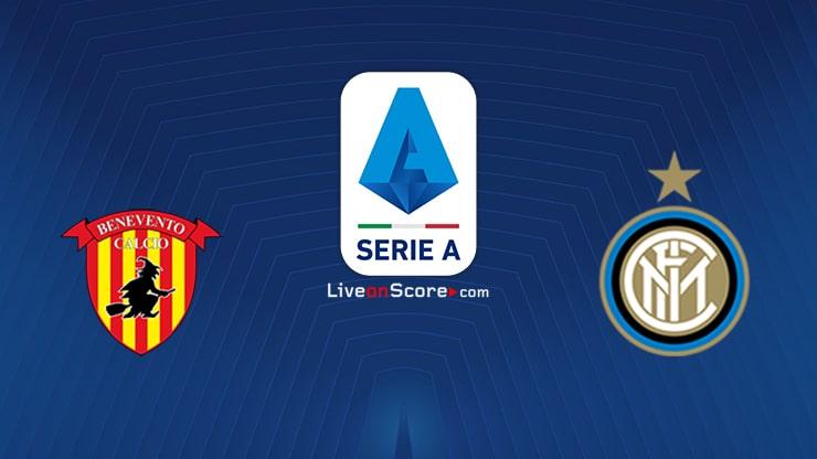 Benevento vs Inter Preview and Prediction Live stream Serie Tim A 2020/21