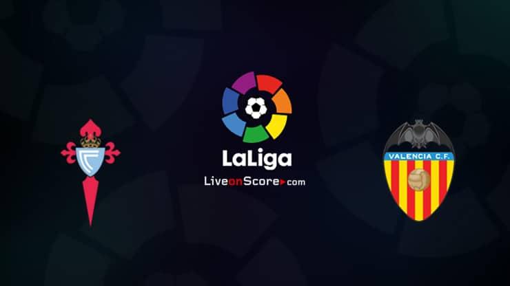 Celta Vigo vs Valencia Preview and Prediction Live stream LaLiga Santander 2020/21