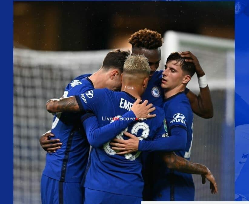 Chelsea 6-0 Barnsley Full Highlight Video – EPL Cup