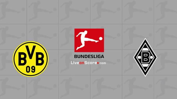 Dortmund vs B. Monchengladbach Previa, Predicciones y Pronostico Transmision en vivo Bundesliga 2020 / 21