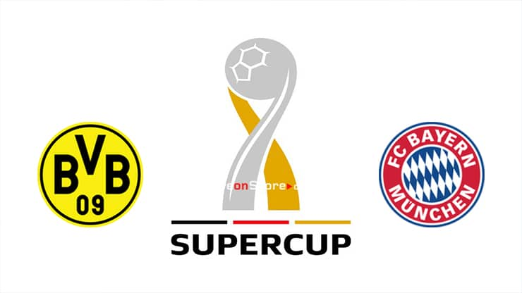 Dortmund vs Bayern Munich Preview and Prediction Live stream Germany Super Cup Final 2020