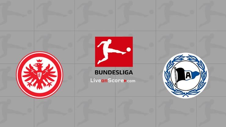 Eintracht Frankfurt vs Arminia Bielefeld Predicción y predicción Transmision en vivo Bundesliga 2020/21