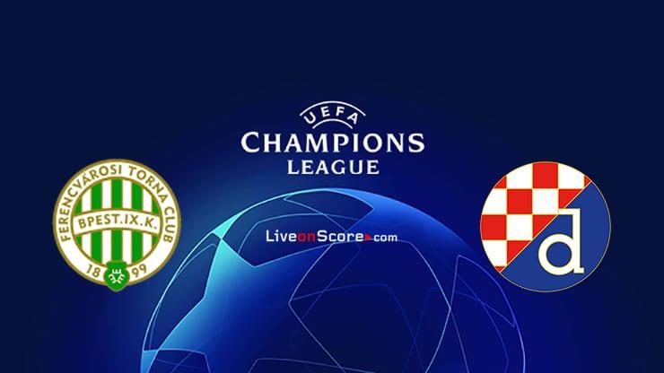 Ferencvaros Vs D Zagreb Preview And Prediction Live Stream Champions League Qualification 2020 21