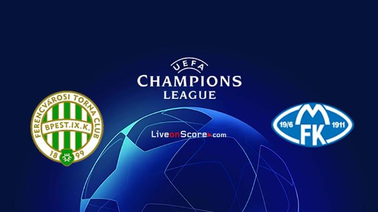 Ferencvaros vs Molde Preview and Prediction Live Stream Champions League – Qualification 2020/21
