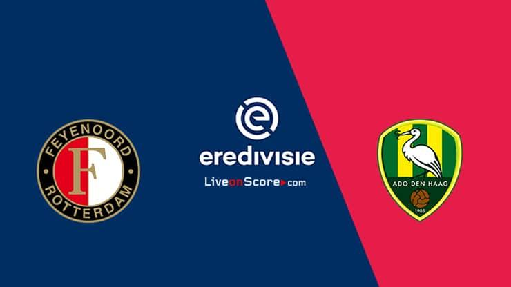 Feyenoord vs Den Haag Previa y Predicción Transmision en vivo - Eredivisie 2020 / 21