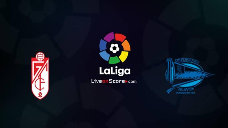 Granada CF vs Alaves Preview and Prediction Live stream LaLiga Santander 2020/21