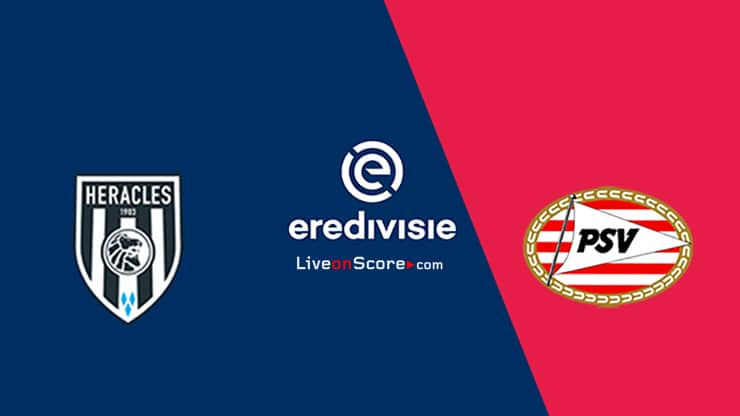 Heracles vs PSV Preview and Prediction Live stream – Eredivisie 2020/21